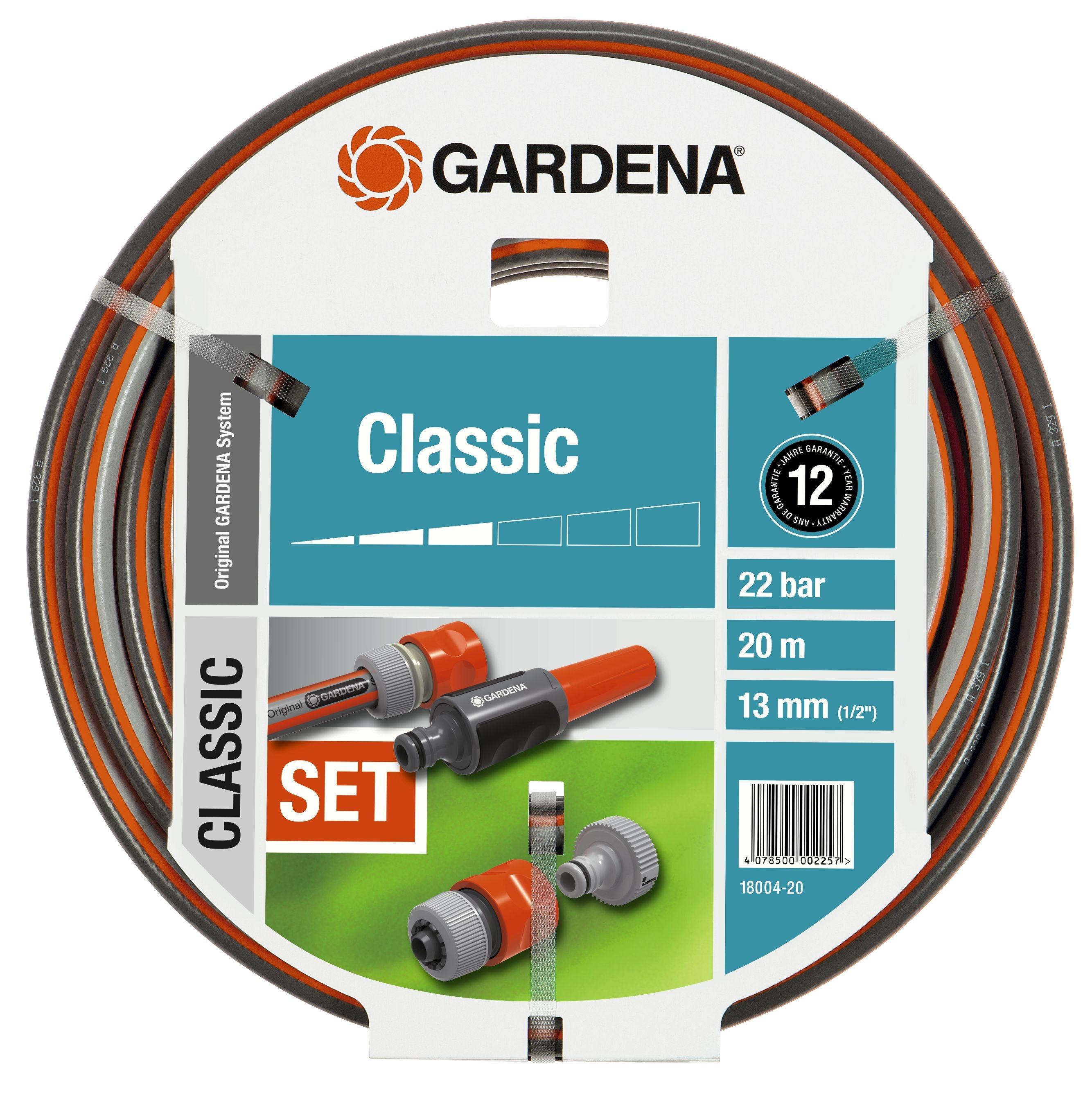 Gardena Tuinslang Classic Startset Ø 13 mm