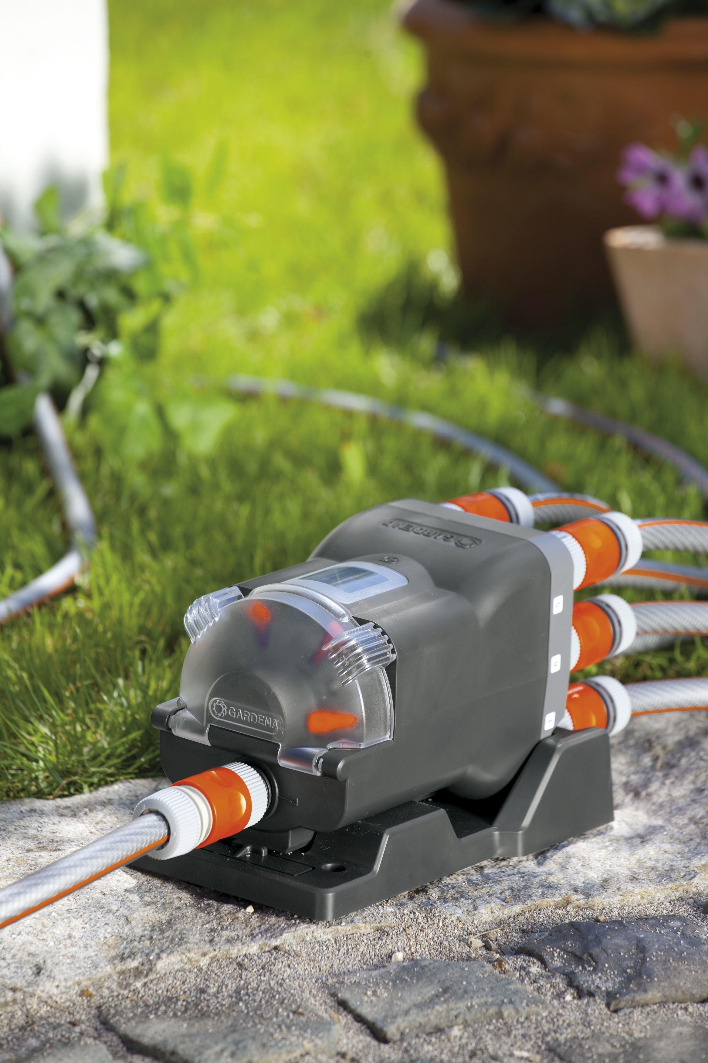 Gardena Pipeline Automatische