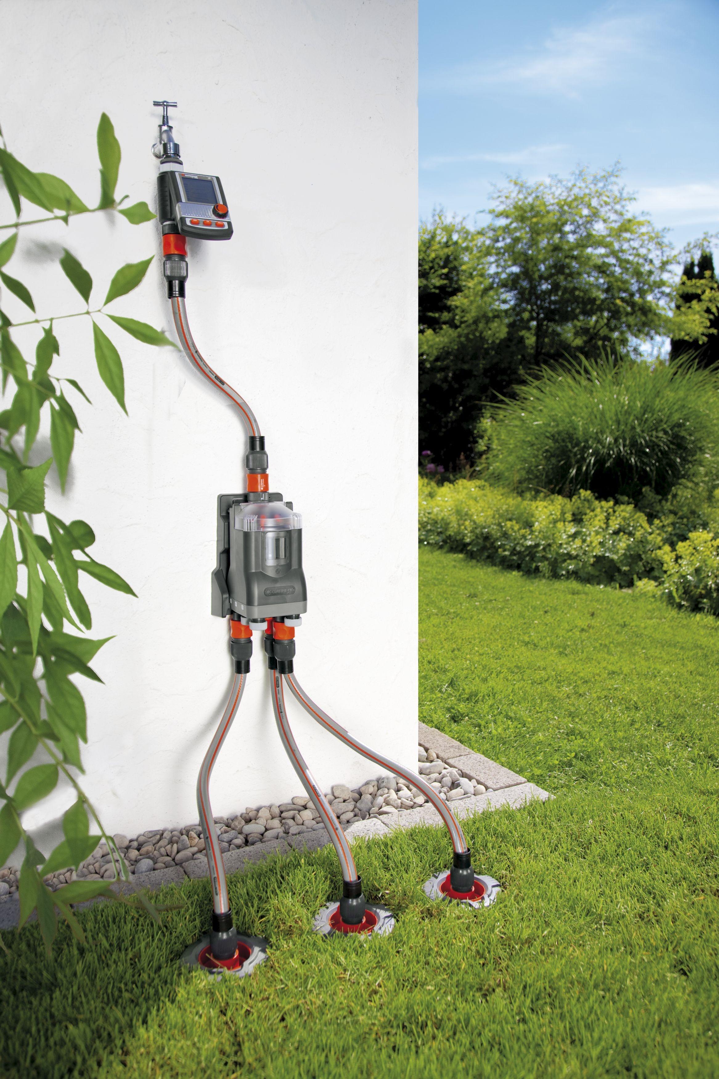 Gardena Pipeline Automatische Waterverdeler