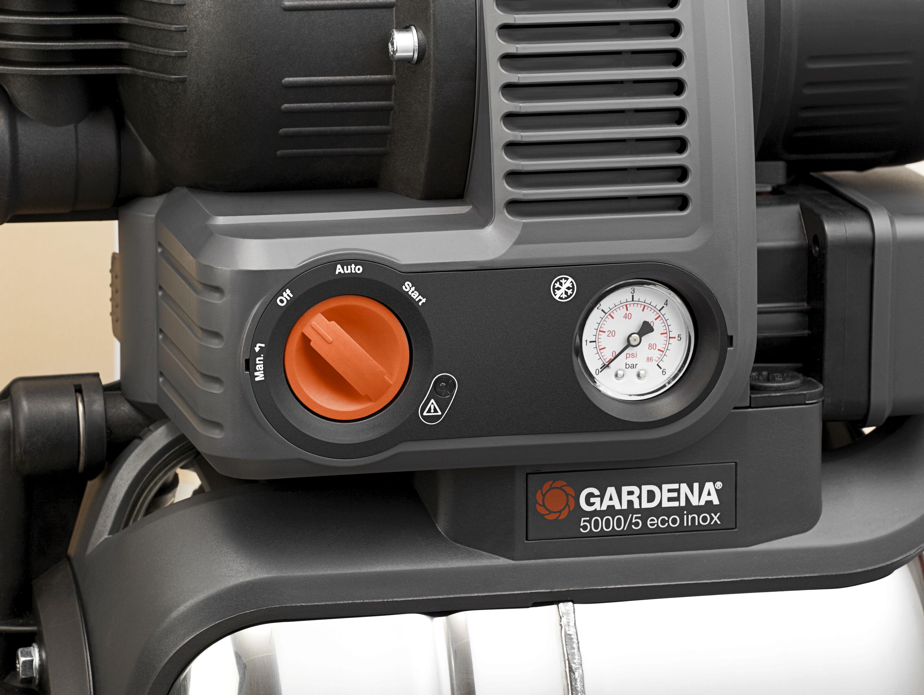 Gardena Hydrofoorpomp 5000/5 Premium