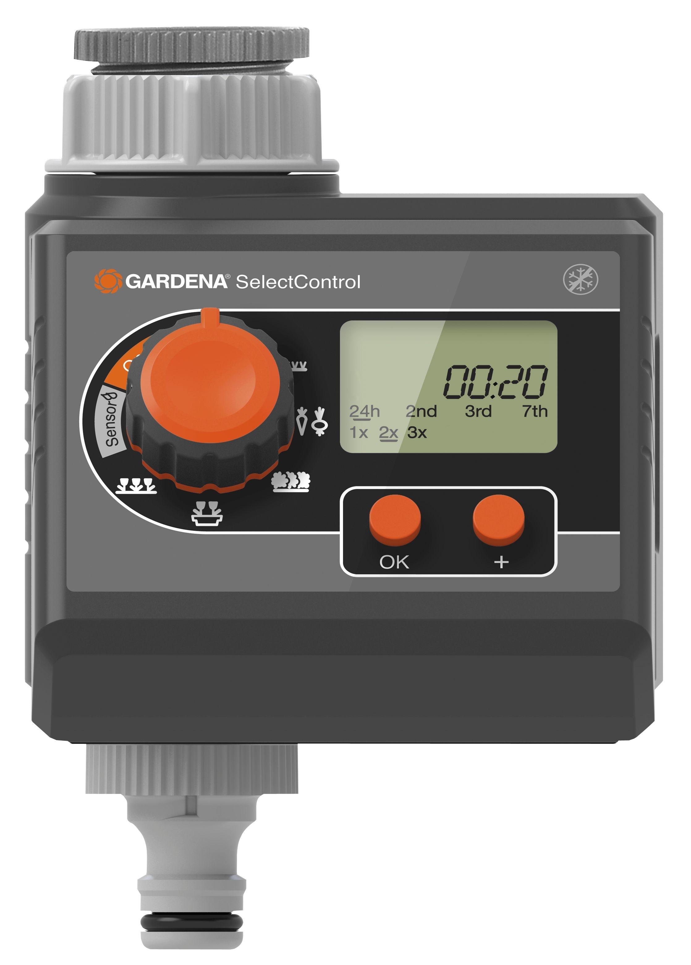 Gardena Watertimer SelectControl