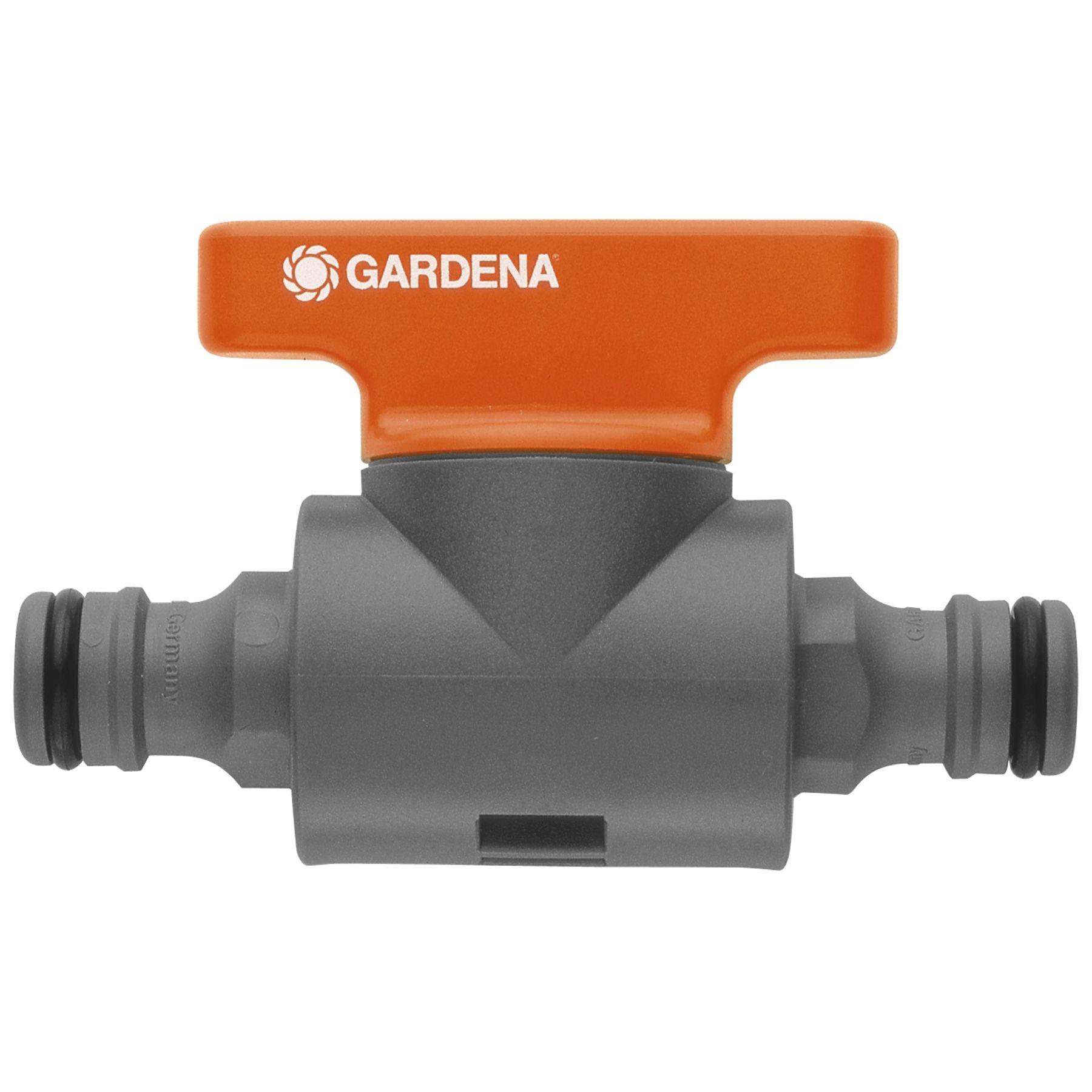 Gardena Koppeling Met Reguleerventiel