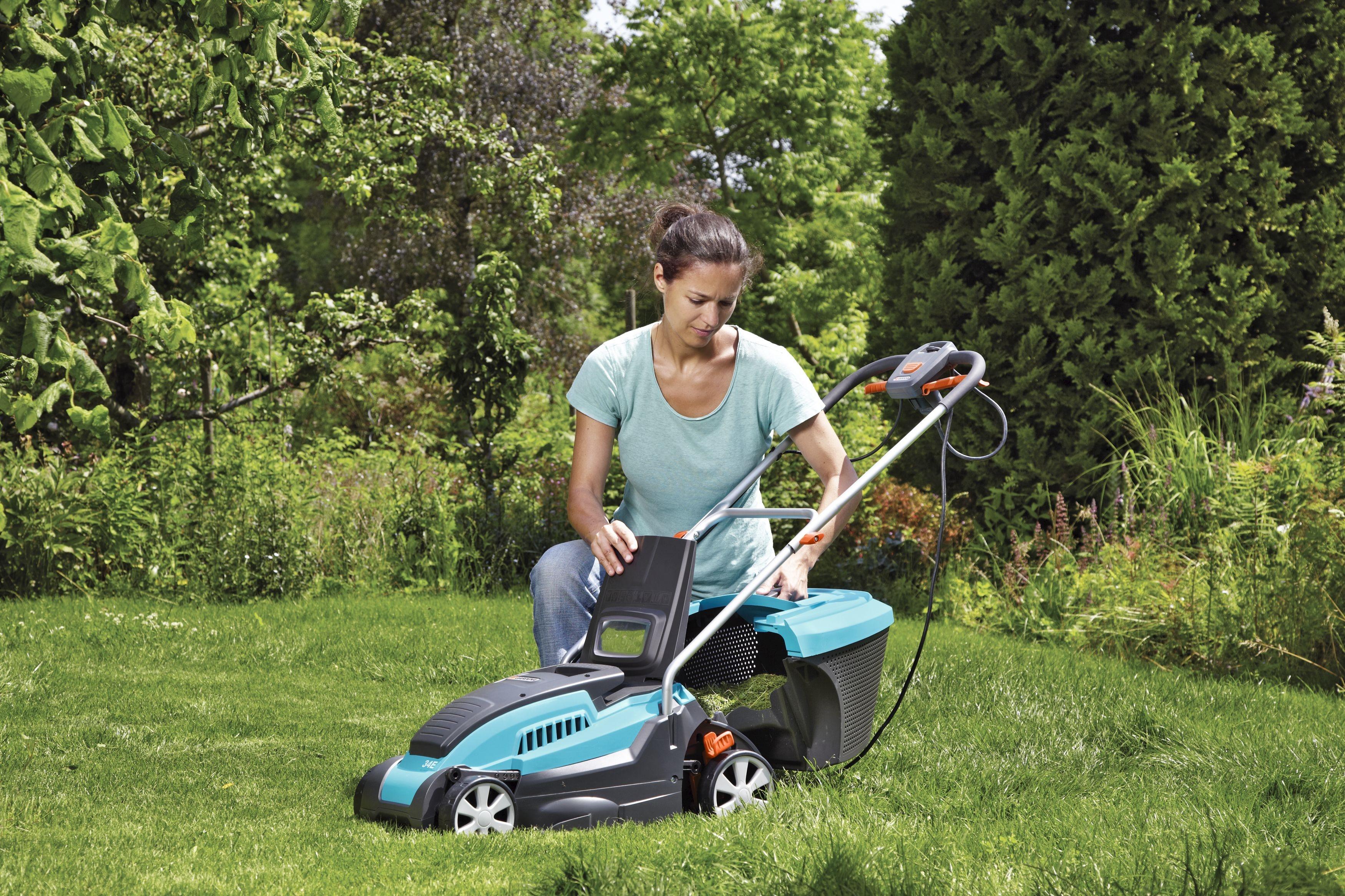 Gardena Elektrische Grasmaaier PowerMax