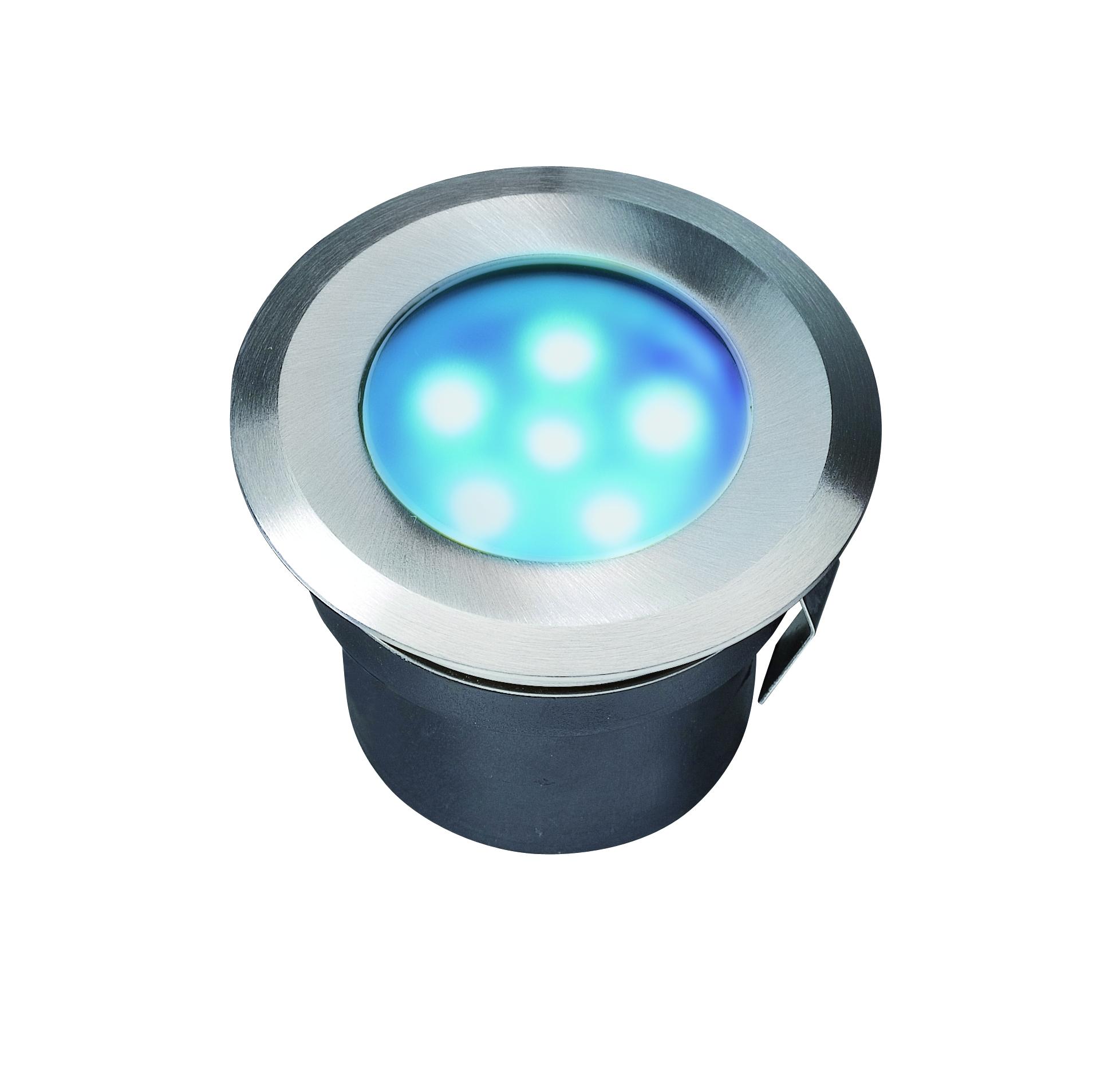 Garden Lights LED Sirius Blauw kopen? Grondspot LED Verlichting ...