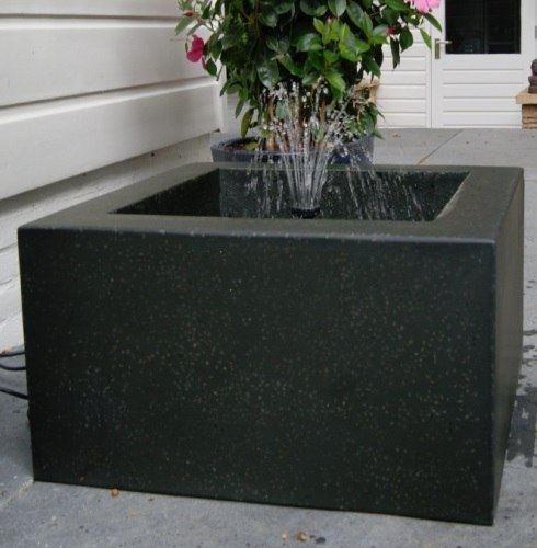 Waterornament tuin