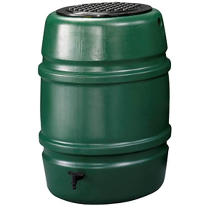 Harcostar Kunststof Regenton Groen 168 Liter
