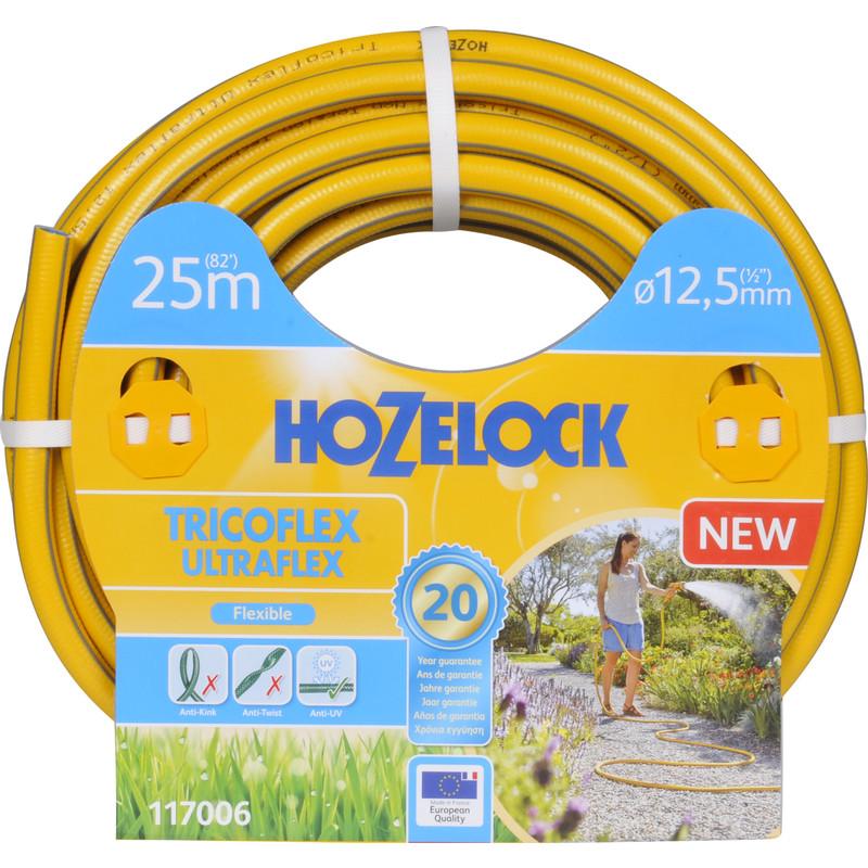 Hozelock Tricoflex Ultraflex slang Ø 12,5 mm 10 meter