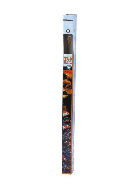 VT UV-C Vijverlamp TL 15 Watt