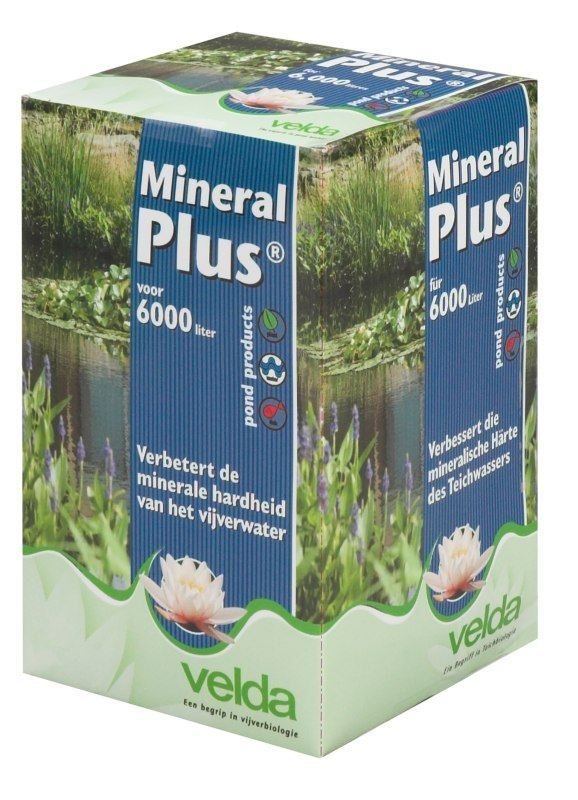 Vijvertest Velda Mineral Plus 1000 ml