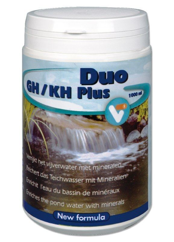 VT Waterverbeteraar Duo GH/KH Plus 1000ml