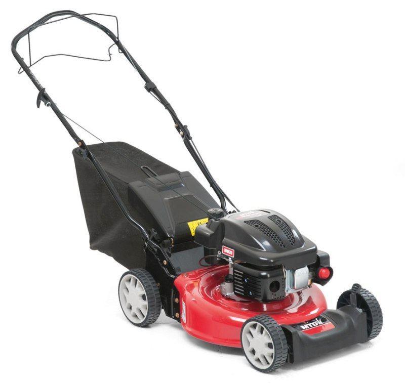 MTD Benzine Grasmaaier Smart 46 SPO