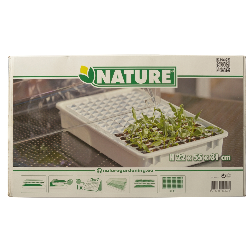 Nature Kweekbak Verpakking