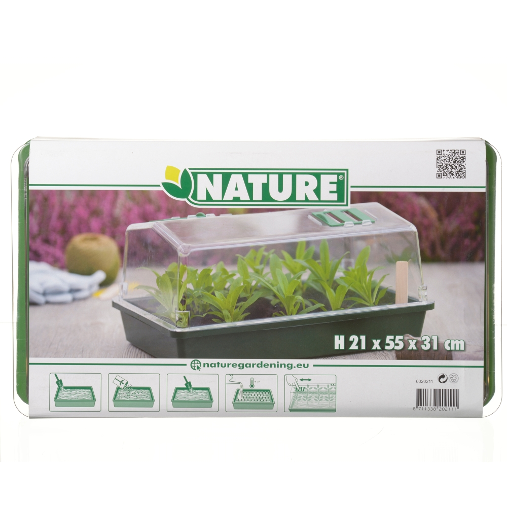 Nature Kweekkas Verpakking
