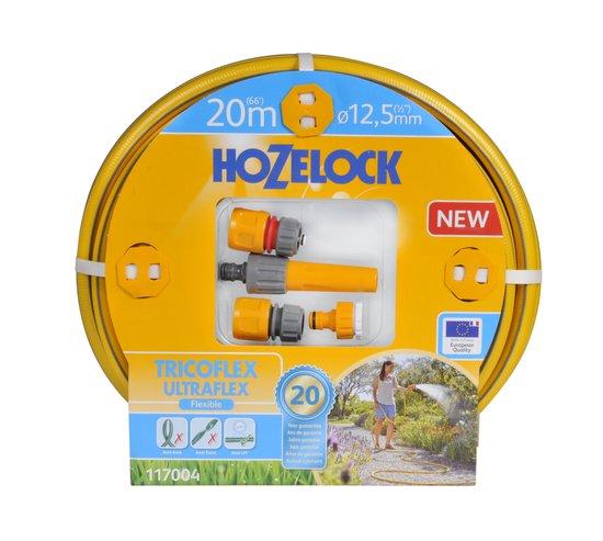Hozelock Tricoflex Ultraflex set Ø 12,5 mm 20 meter
