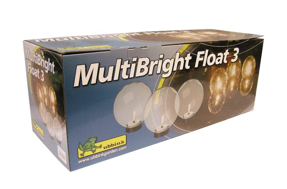 Ubbink Vijververlichting MultiBright Float LED