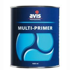 Avis Multiprimer Alkyd Grijs 250 ml