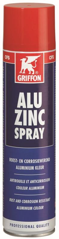 Griffon Alu-Zinc Spray 400 ml