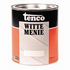 Tenco Tencometal Loodmenie Wit 250 ml