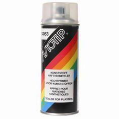 MoTip Hechtprimer Spray Zijdeglans Transparant 400 ml