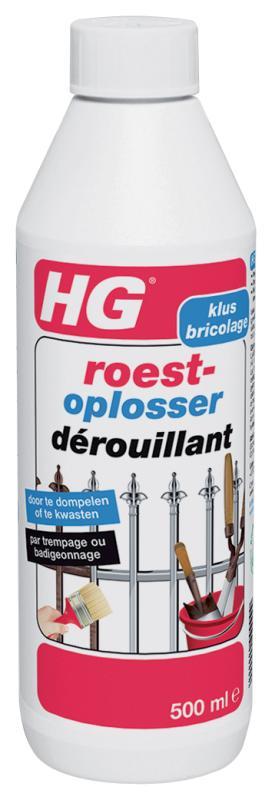 HG Roestoplosser 500 ml