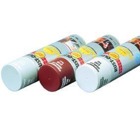 Rust-Oleum Hard Hat Primer Spray Rood 500 ml