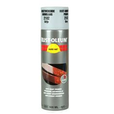 Rust-Oleum Hard Hat Primer Spray Grijs 500 ml