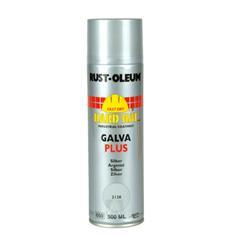 Rust-Oleum Zinkcoating Spray Galva Plus Zilver 500 ml