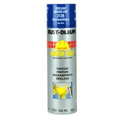 Rust-Oleum Hard Hat Spraylak Mat Wit 500 ml