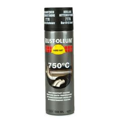 Rust-Oleum Hard Hat Spraylak Zwart 500 ml