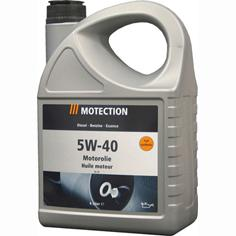 Motection Motorolie 5W40 4 Liter