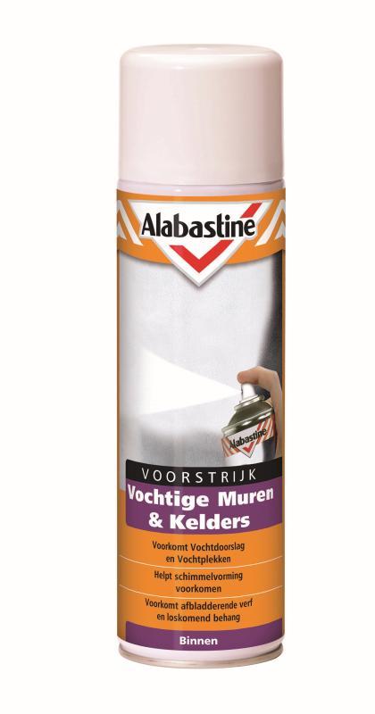 Alabastine Voorstrijk Vochtige muren & kelders - 500 ml