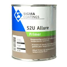 Sigma S2U Allure Primer Wit 1 Liter