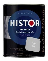 Histor Muurverf Perfect Effects Metallic 6953 - 1 Liter