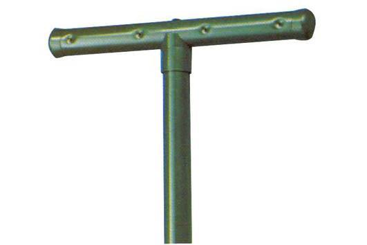 Betafence Tuinwaspaal Groen 245 x 60 cm