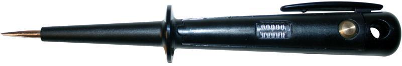 Spanningszoeker Skandia Zwart - 125-250V