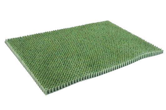 Grasmat Kunststof Groen - 40x60cm