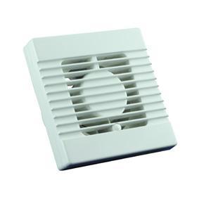 Toilet-/Badkamerventilator Nedco EF100VT