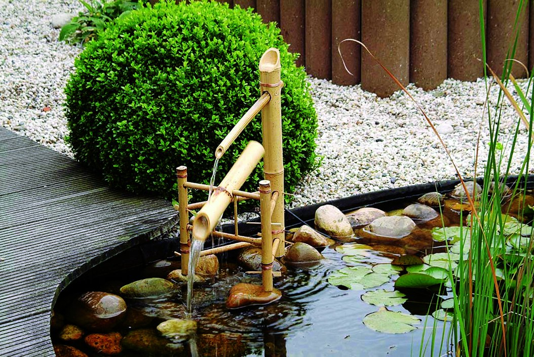 Ubbink Waterornament Bamboo