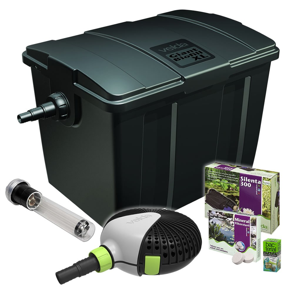 Velda Biofilter Giant Biofill XL Set 6000