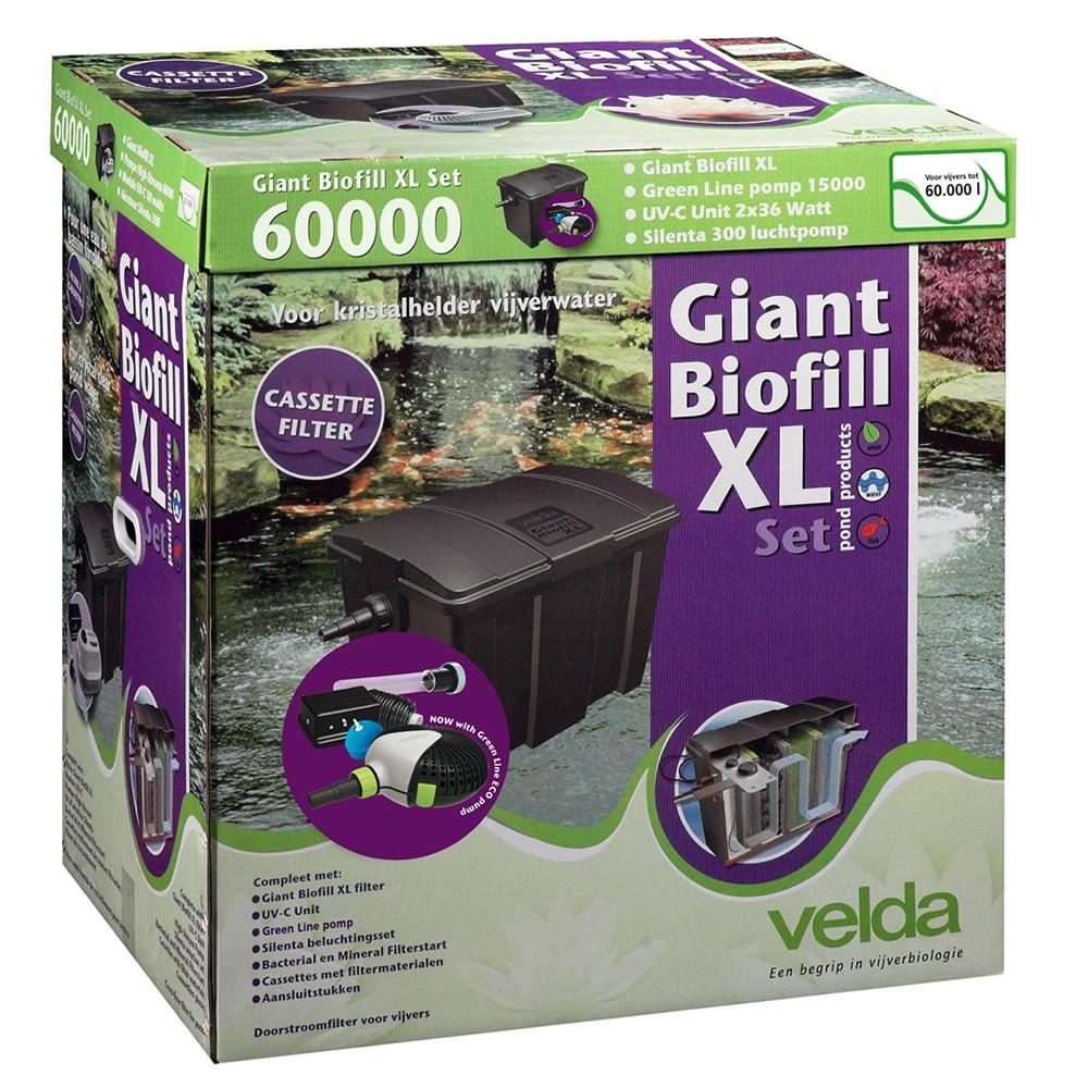Velda Biofill