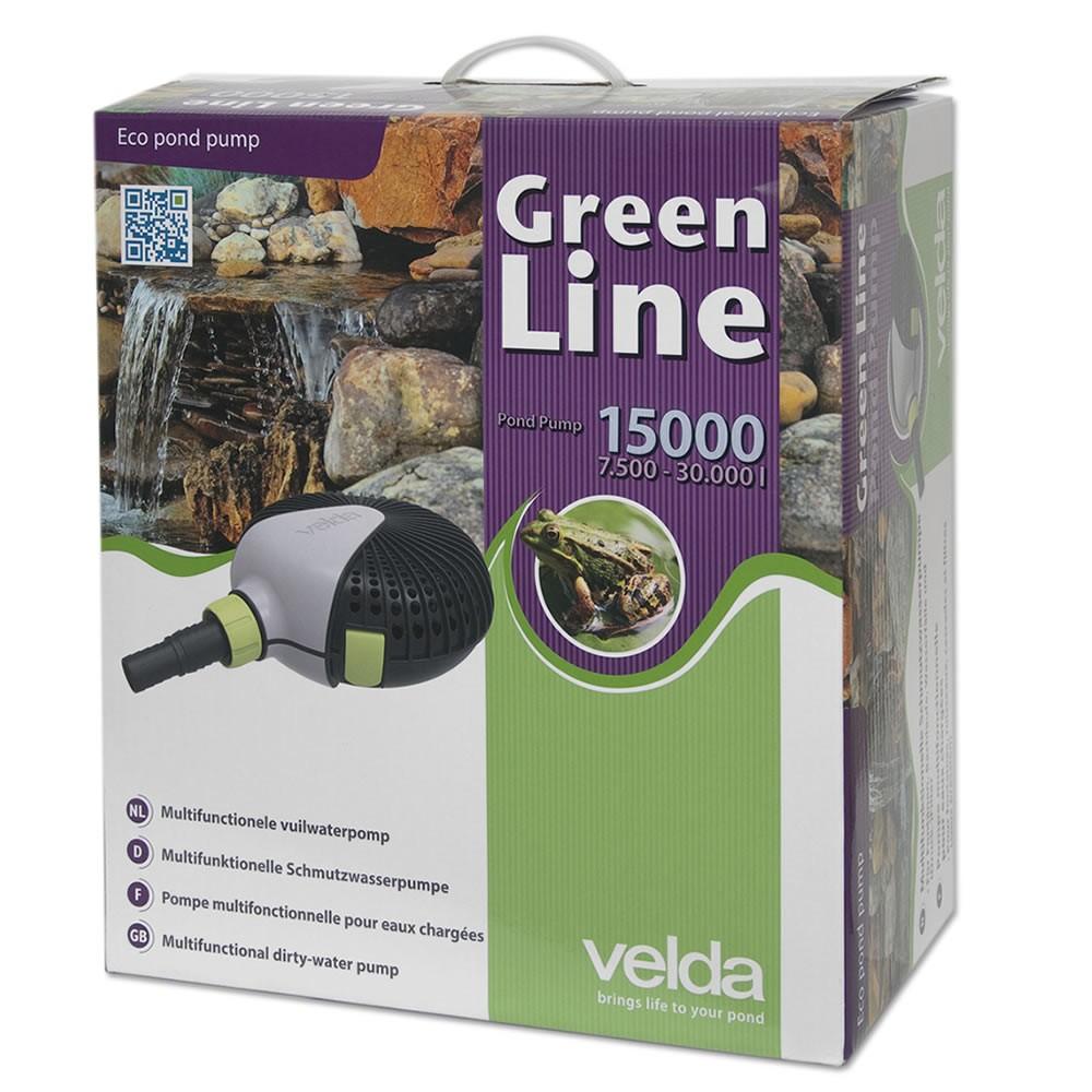 Velda Vijverpomp Green Line 15000