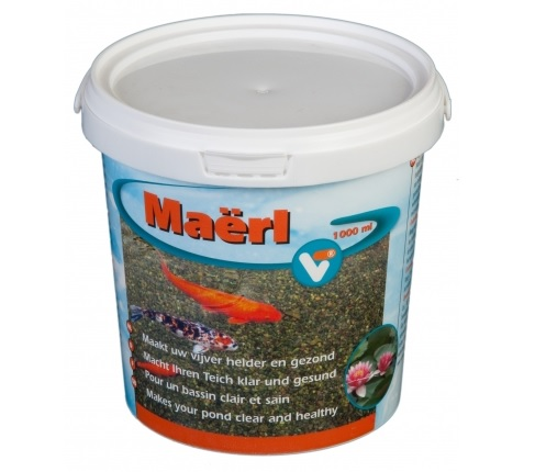 VT Algen Bestrijder Maërl Emmer 1 Liter