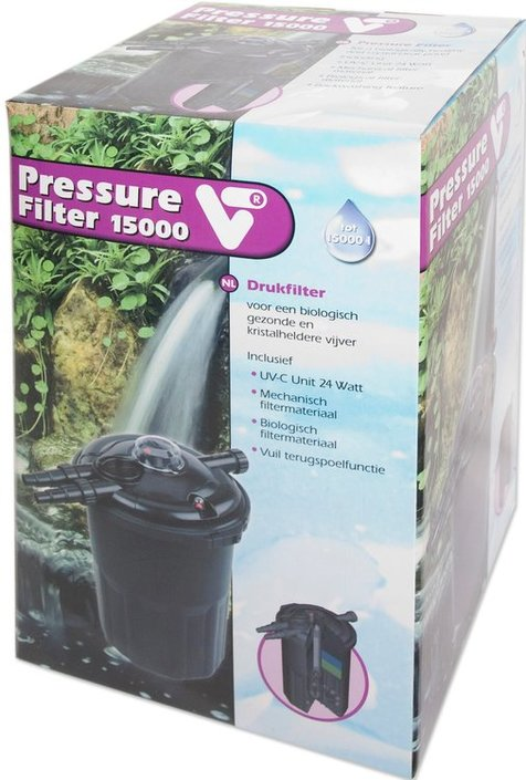 VT Drukfilter Pressure Filter 15000