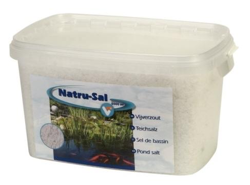 VT Vijverzout Natru Sal 5000 ml