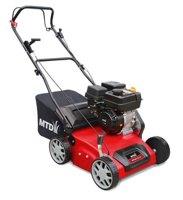 MTD Benzine Verticuteermachine Optima 38 VO