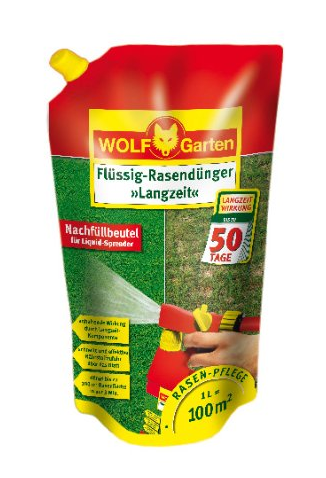 Wolf Gazonmest Langwerkend Vloeibaar Navulling