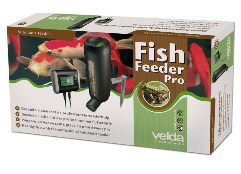 Velda Visvoeder Fish Feeder Pro 3000 ml