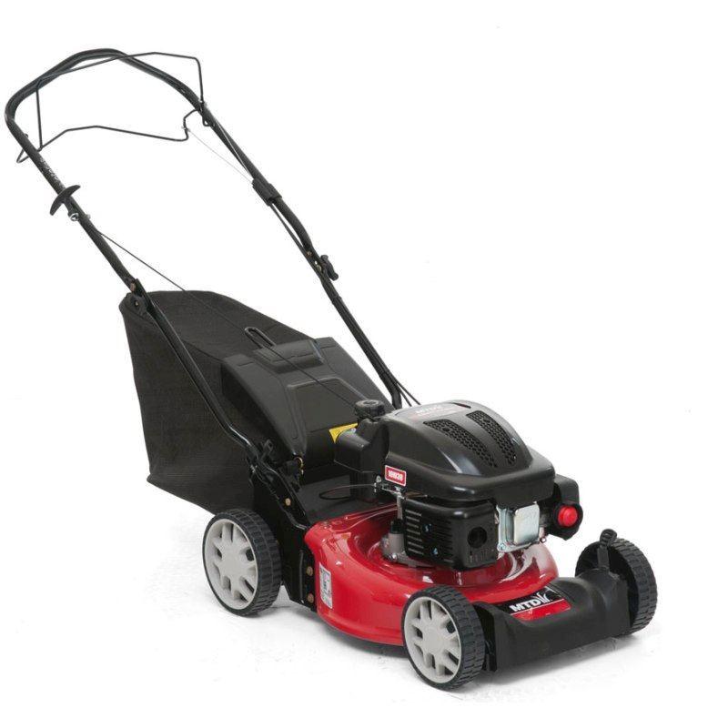 MTD Benzine Grasmaaier Smart 42 SPO