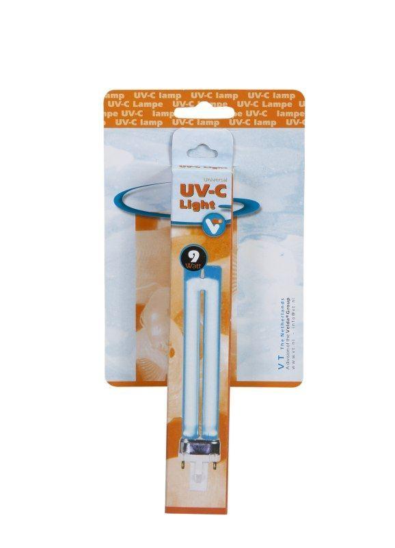 VT UV-C Vijverlamp PL 9 Watt