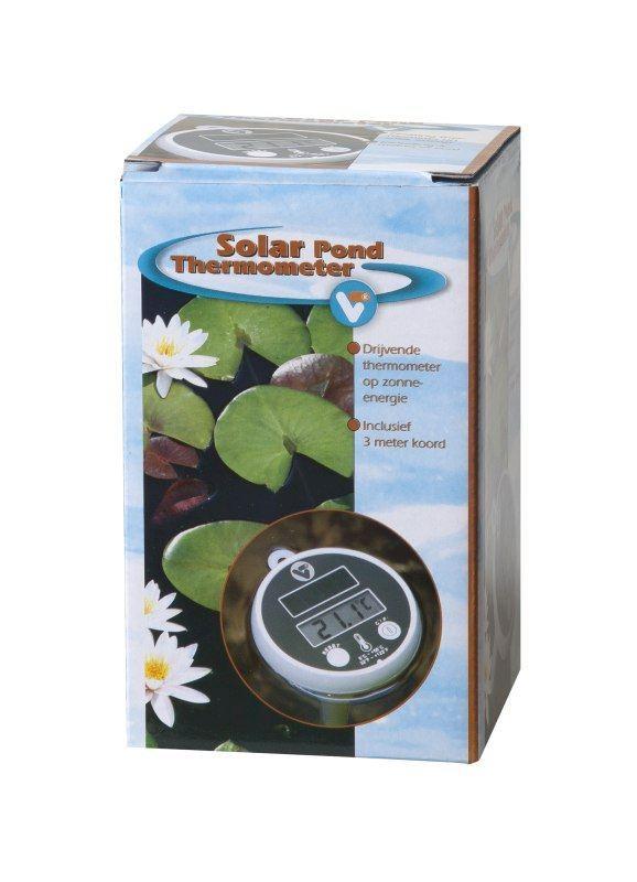 VT Solar Vijverthermometer